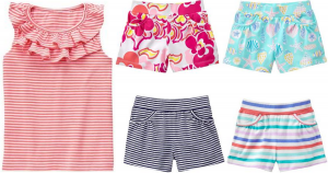 Gymboree Summer Clearance Tanks & Shorts $2.50 – $3 + FREE Shipping No Minimum!