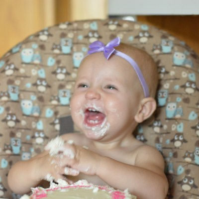 Liesl Grace: 1 Year Old