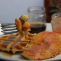 Chicken and Waffles – Taste of Belgium Copycat Recipe