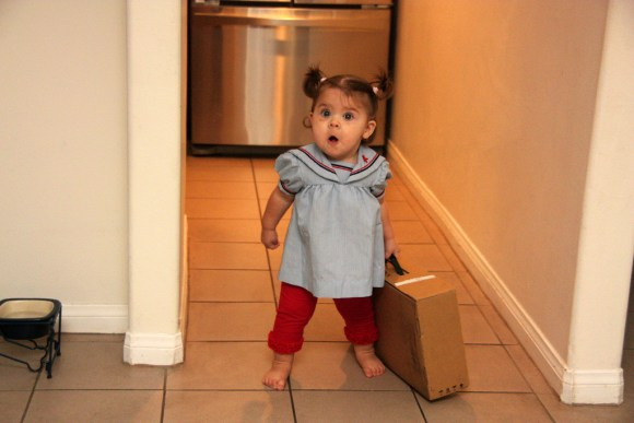 Her Briefcase