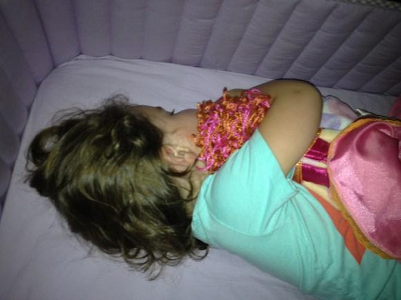 Cuddled Up