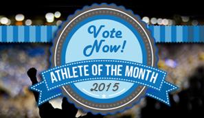Athlete of the Month Vote Now