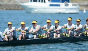 U.S. Rowing's Freedom Rows program recently received a $250,000 cash donation.