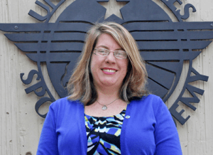 Sandra K. Geringer is the Acting Director of Sports Studies at the United States Sports Academy.