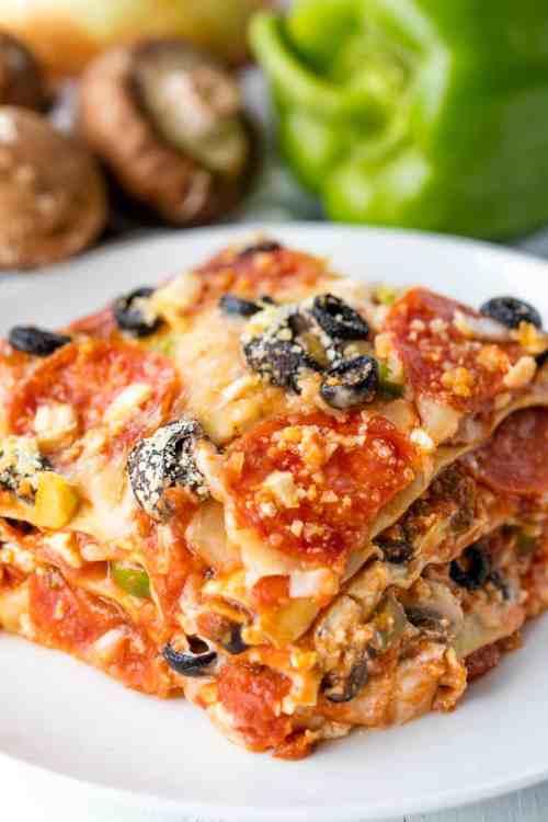 Exciting Pizza Bagel Pizza Lasagna Deep Dish Pizza Lasagna Pizza Cartoon