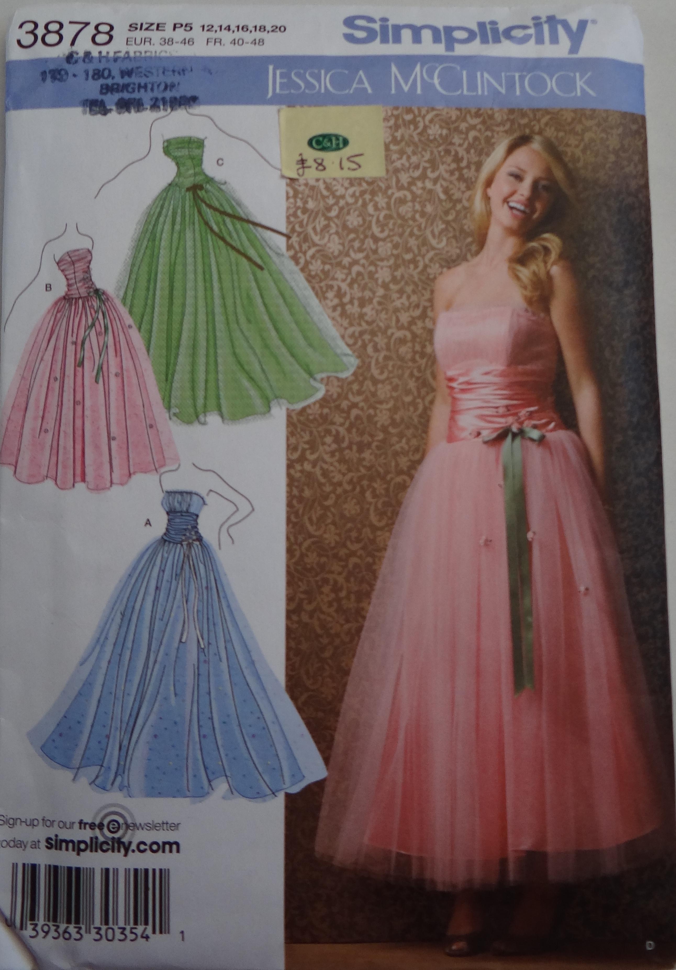dress patterns for prom dresses wedding dress sewing patterns Dress Patterns For Prom Dresses 19