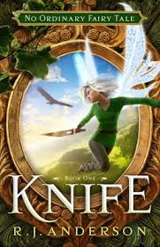 Knife by R J Anderson