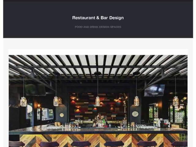 The Green Door – Restaurant & Bar Design