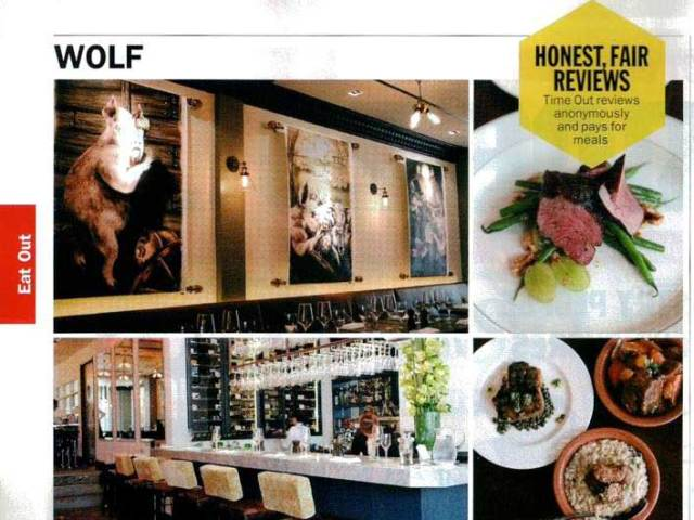 Wolf – Time Out Singapore Magazine