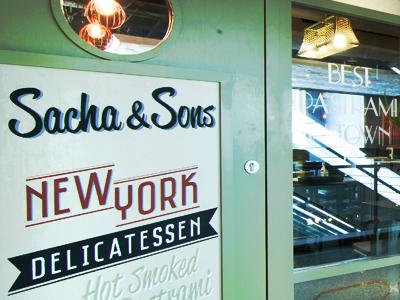 Sacha & Sons