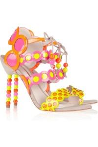 Sophia Webster Yayoi heels