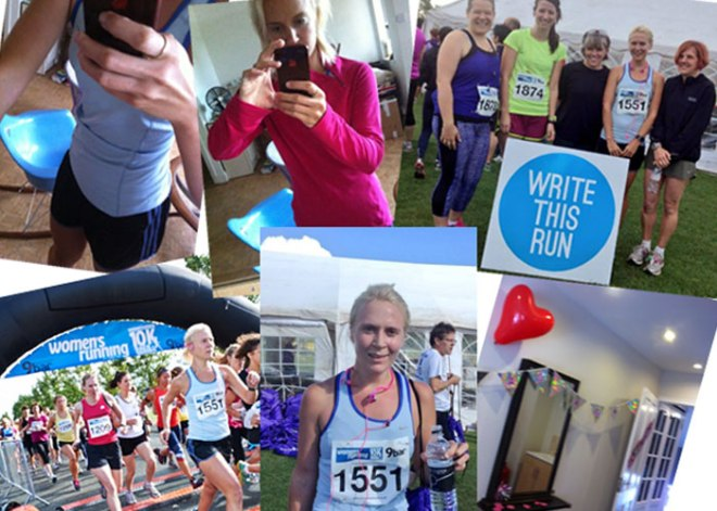 Women's Running 10k London: the day I missed my spot on the podium