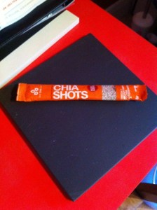 My daily shot of Chia goodness