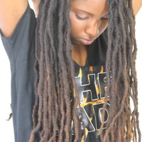 DreadLocks and Sisterlocks Hairstyles For Black Women