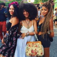 2016 Music Festival Hairstyles For Black Women