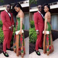 #Slayed - 30 Times African Print Prom Dresses Stole The Scene!