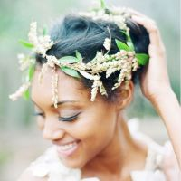 2017 Wedding Hairstyles For Black Women