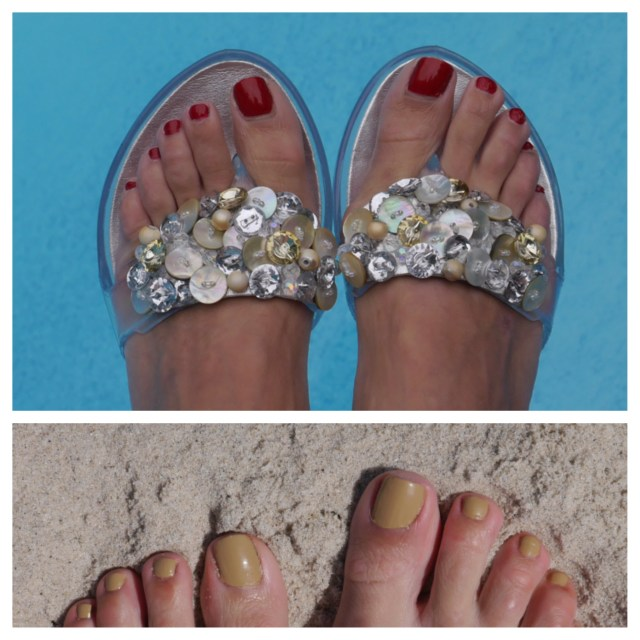 So stress-free, I had time for a pedicure change. From Top to Bottom: Stuart Weitzman Sandals (Consignment, Atlanta) | Polish: Sephora Formula X (Rouge) | Second Polish: Sephora x OPI (Neutral Beauty)