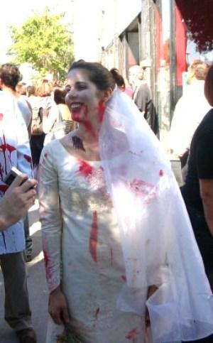 Zombie Bride, 2008