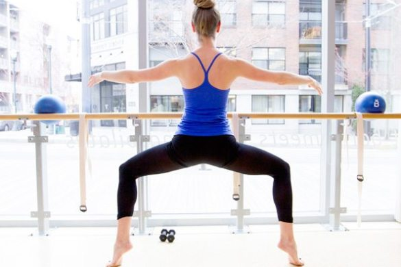 barre3 workout review
