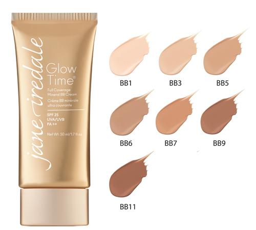 The Style Trust_ Five Minute Holiday Face_Jane Iredale Glow Time BB Cream