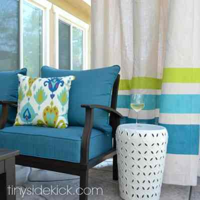 10 DIY Ways for a Balcony or Patio Makeover on a Budget