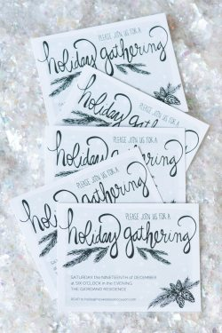 Small Of Holiday Party Invitations