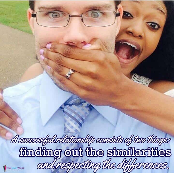 Negatives of interracial marriage