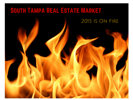 The South Tampa Real Estate Market Is On Fire! [STATS]