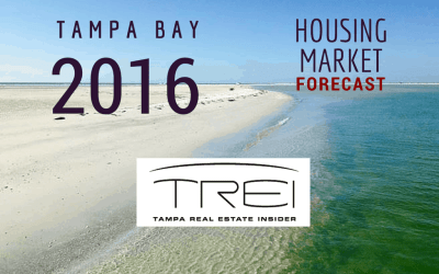 2016 Tampa Housing Market Forecast |Top Real Estate Market Trends