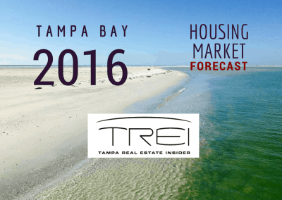 2016 Tampa Housing Market Forecast