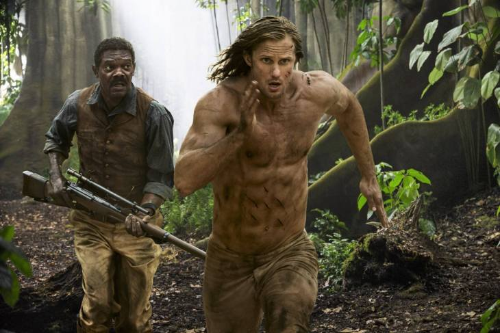 Legend of Tarzan Still