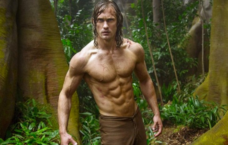 Legend of Tarzan Review ..