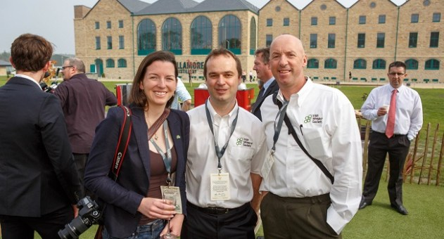 """Irish Whiskey Society's President Sarah Finney: """"It's Refreshing to See the Changes Happening"""""""