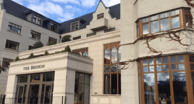 Mythical Charm and Magical Food - The Brehon, Killarney Review