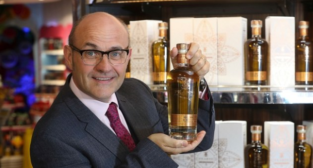 An Interview with Gearoid Cahill, Head Distiller at Pearse Lyons