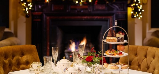 Festive Afternoon Tea at InterContinental Dublin (1)