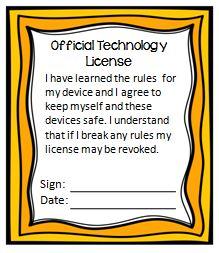 tech license 4