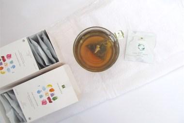 Tealeaves Pantone Tea Collection