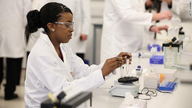 Why STEM needs more women