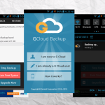 Backup Your Android Phone Completely With GCloud Backup