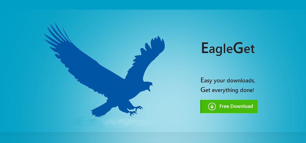 EagleGet Is A Free Alternative Of Internet Download Manager