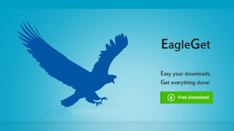 EagleGet Is A Free Alternative Of I
