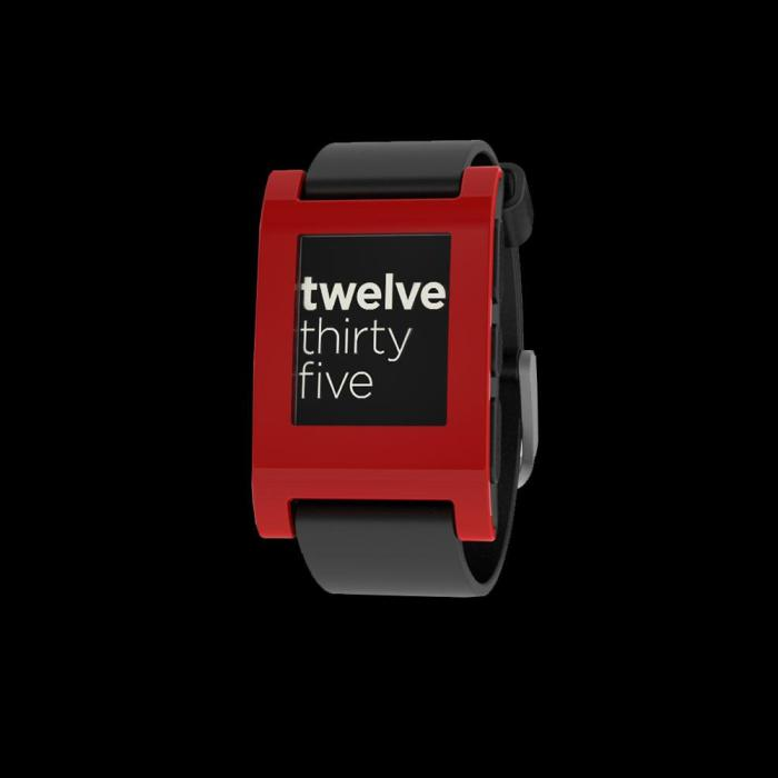 Pebble New Update v1.14 Brings Alarm, Do Not Disturb Improvements