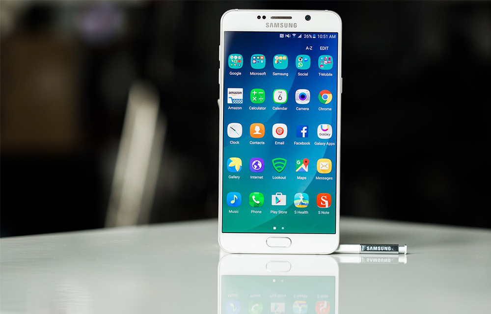 Samsung Galaxy Note 5 Review – Features, Specifications