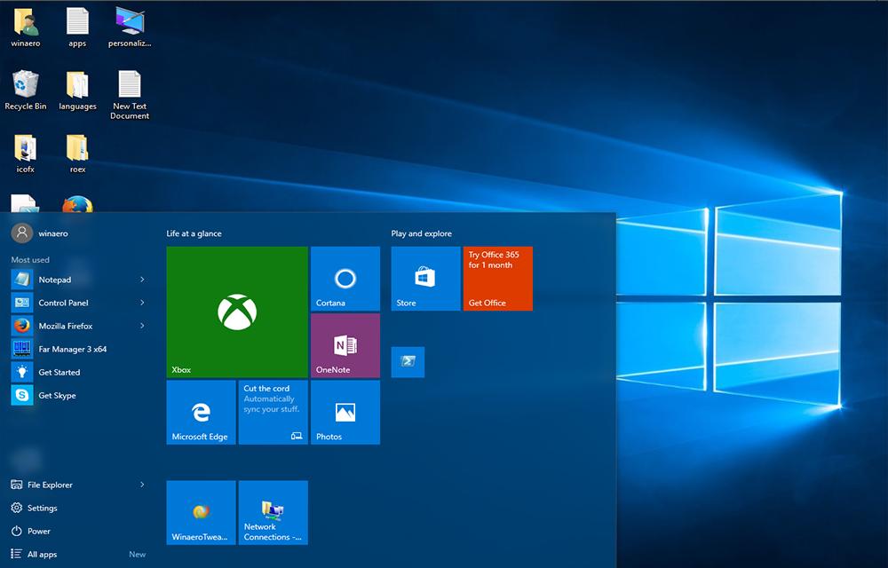 windows 10 how to add program to start menu