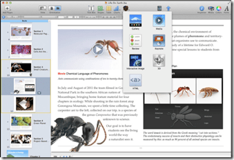 Author use the free software to bring books to life