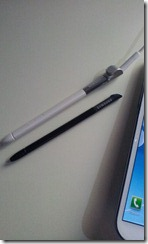 Galaxy Note II - comparing s-pen to the Note 1