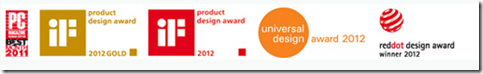 Freecom Mobile Drive Sq  - awards