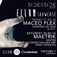 ELLUM SHOWCASE | MAETRIK | TICKET COMPETITION